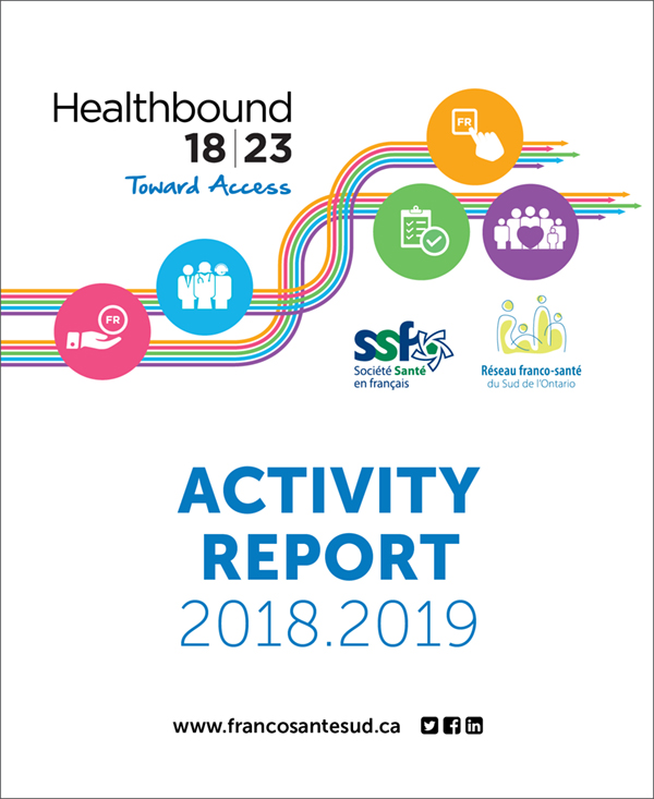 Front Page Activity Report 2018-2019