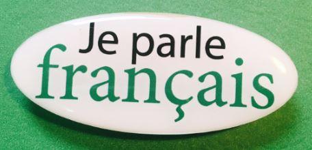 Commande d articles je parle fran ais le r seau for Collant mural francais