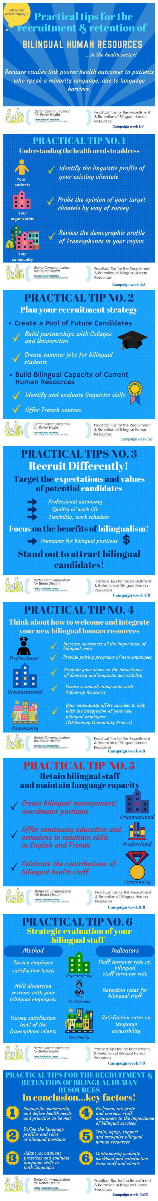 6 Practical tips for the recruitment and retention of bilingual HR
